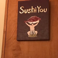 Photo taken at Sushi You by Ralph on 12/29/2016
