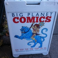 Foto tirada no(a) Big Planet Comics por Scott em 12/21/2013
