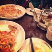 Photo taken at Qing Hua Dumpling by Katie on 12/20/2012