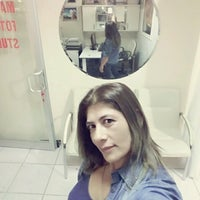 Photo taken at Model Hair Club by Ilaydanur Ş. on 10/8/2016