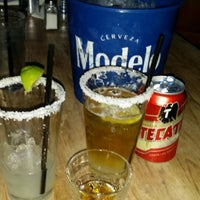 Photo taken at El Luchador Bar • Taqueria by Raymond R. on 6/25/2014