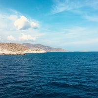 Photo taken at Aegean Sea by Katrin G. on 5/27/2018