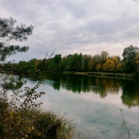 Photo taken at Kuhsee by Katrin G. on 10/9/2017