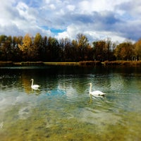 Photo taken at Kuhsee by Katrin G. on 10/22/2017