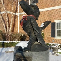 Photo taken at Adams Alumni Center by Aum N. on 1/1/2013
