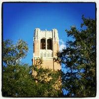 Photo taken at University of Florida by Ricardo B. on 12/7/2012