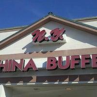 Photo taken at New York China Buffet by Ricardo B. on 11/24/2012