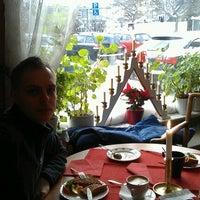 Photo taken at Cafe Silltruten by Anna on 12/23/2012