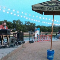 Photo taken at Clearfork Food Park by Francisco F. on 6/30/2013