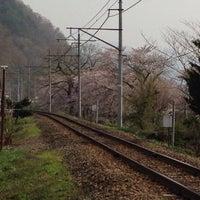 Photo taken at Naka-Arai Station by Tomohiro M. on 5/3/2014