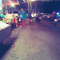 Photo taken at Pasar Malam Simpang Maklom by Musfirah A. on 4/22/2013