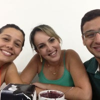 Photo taken at Sorveteria do Zé by Matheus L. on 4/28/2013