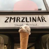 Photo taken at Zmrzlinář by Marcel B. on 8/4/2017
