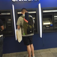 Photo taken at Citibank by Eliza on 7/2/2016