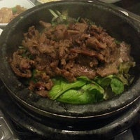 Photo taken at Seoul Garden Restaurant by Eliza on 10/25/2012