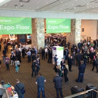 Photo taken at Moscone West by Fritz Mikio K. on 4/9/2013