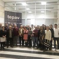 Photo taken at tepav   Türkiye Ekonomi Politikaları Araştırma Vakfı by Bade B. on 12/29/2017
