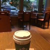 Photo taken at Starbucks by Meg J. on 5/16/2016