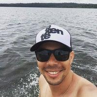 Photo taken at lagoa encantada by Allan V. on 11/13/2016