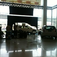 Photo taken at Honda Cars Kalookan by Jean Dennis Dean J. on 11/12/2012