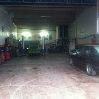 Photo taken at Racing Servis by Orhan E. on 12/18/2012