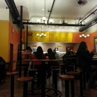 Photo taken at La Victoria Taqueria by Daryl B. on 12/30/2012