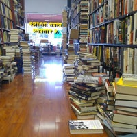 Photo taken at Recycle Bookstore by Daryl B. on 6/19/2016