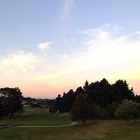 Photo taken at Remuera Golf Club by Alex T. on 1/13/2015