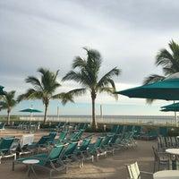 Photo Taken At Tiki Bar Lido Beach Resort By Longboat P On 8