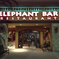 Photo taken at Elephant Bar by Marvine E. on 12/17/2012