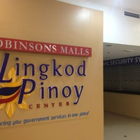 Photo taken at Robinsons Place by Raymund on 3/19/2013