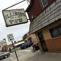 Photo taken at Illinois Bar & Grill by Gregory C. on 6/29/2013