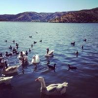 9/8/2013 tarihinde Ayşe D.ziyaretçi tarafından Eymir Gölü'de çekilen fotoğraf
