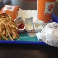 Photo taken at Burger King by HK👑 on 6/19/2013