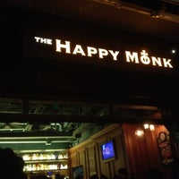 Photo taken at The Happy Monk by Zehra on 10/3/2012
