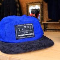 Photo taken at Rebel Cloth by Rebel C. on 3/5/2015