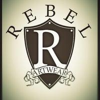 Photo taken at Rebel Cloth by Rebel C. on 8/11/2013