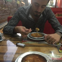 Photo taken at Dürümcü Bedir Usta by Sabri C. on 10/12/2017