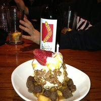 Photo taken at Outback Steakhouse by LuAnn on 1/16/2013