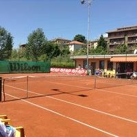 Photo taken at A.S.D. Scuola Tennis Gigi by Chiara F. on 8/27/2013