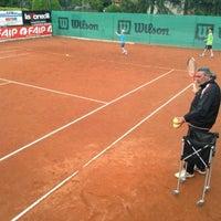 Photo taken at A.S.D. Scuola Tennis Gigi by Chiara F. on 10/12/2015