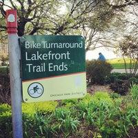 Foto scattata a Lakefront Trail Bike Turnaround da Matt M. il 5/14/2013