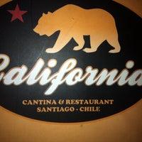 Photo taken at California Cantina e Restaurant by Claudia Garabatos on 5/5/2013