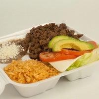 Photo taken at Tacos El Gavilan by Tacos on 10/28/2012