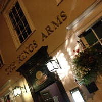 Photo taken at The King's Arms by Laurenti A. on 9/24/2012