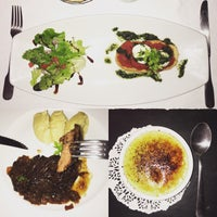 Photo taken at L'ardoise gourmande by Helen Y. on 9/12/2016