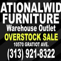 Nationalwide Furniture Warehouse Detroit Mi
