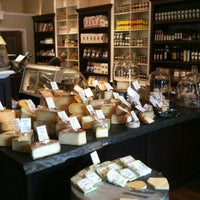 Photo taken at Rubiners Cheesemongers by Alin G. on 9/22/2012