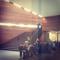 Photo taken at MoMu Antwerp - ModeMuseum Provincie Antwerpen by David on 11/8/2012