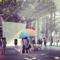 Photo taken at Fondation Cartier pour l'Art Contemporain by David on 7/22/2013
